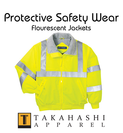 Apparel Protective Jackets