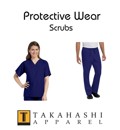 Apparel Protective Scrubs