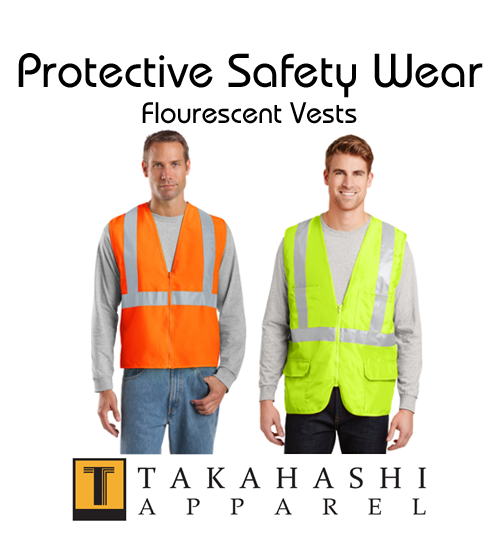 Apparel Protective Vests