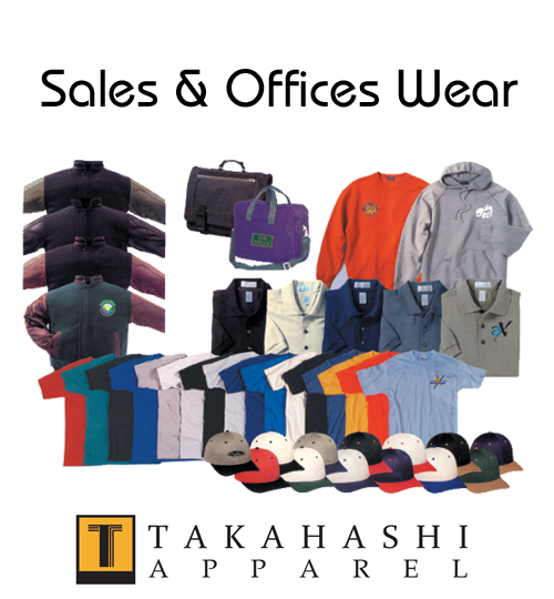 Apparel Sales and Offices wear