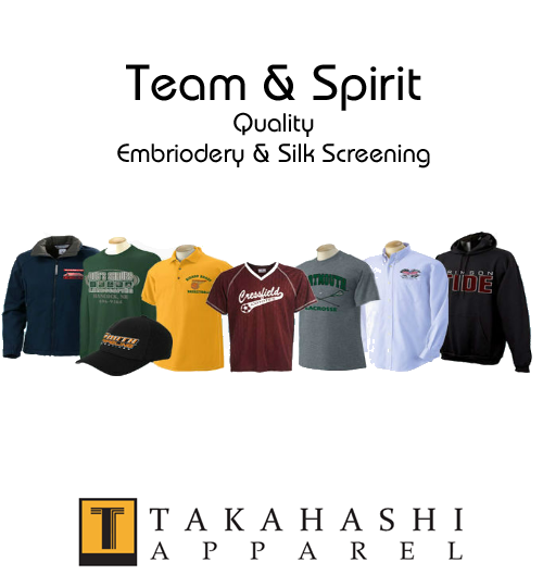 Apparel Team and Spirit
