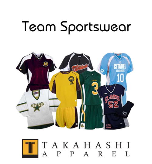 Apparel Team Sportswear