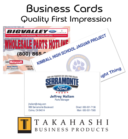 Business Business Cards