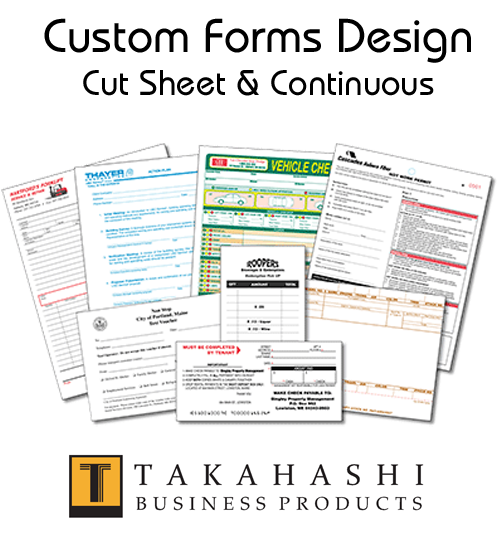 Business Custom Forms