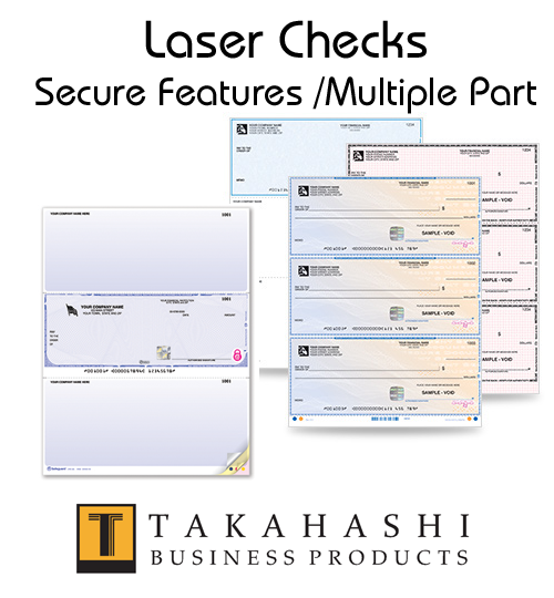 Business Laser Checks