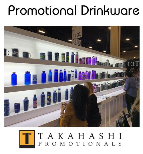 Drinkware shelf