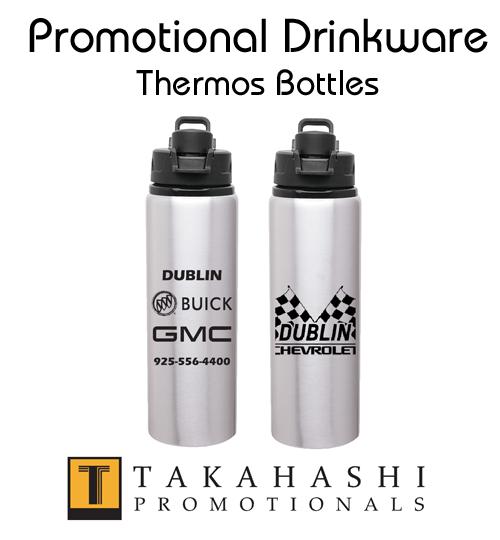 Drinkware thermos