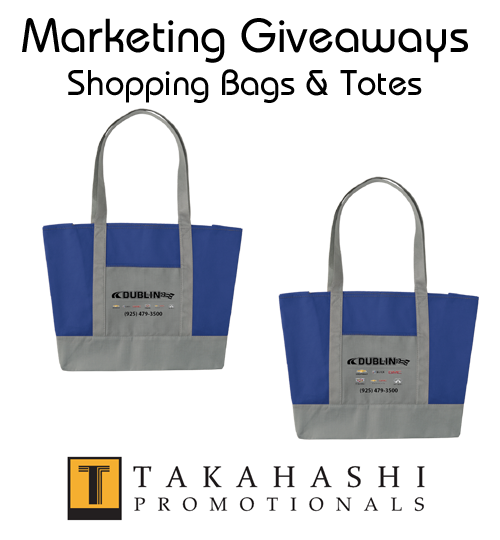 Marketing Giveaways Bags Totes