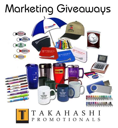 Marketing Giveaways