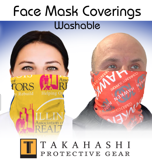 Protective Face scarves