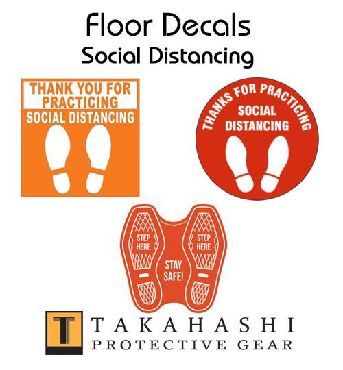 Protective Floor Decal