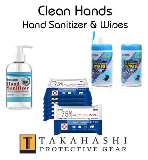 Protective Hand cleaner