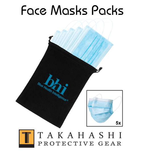 Protective Mask Packs