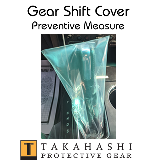 Protective Shifter cover